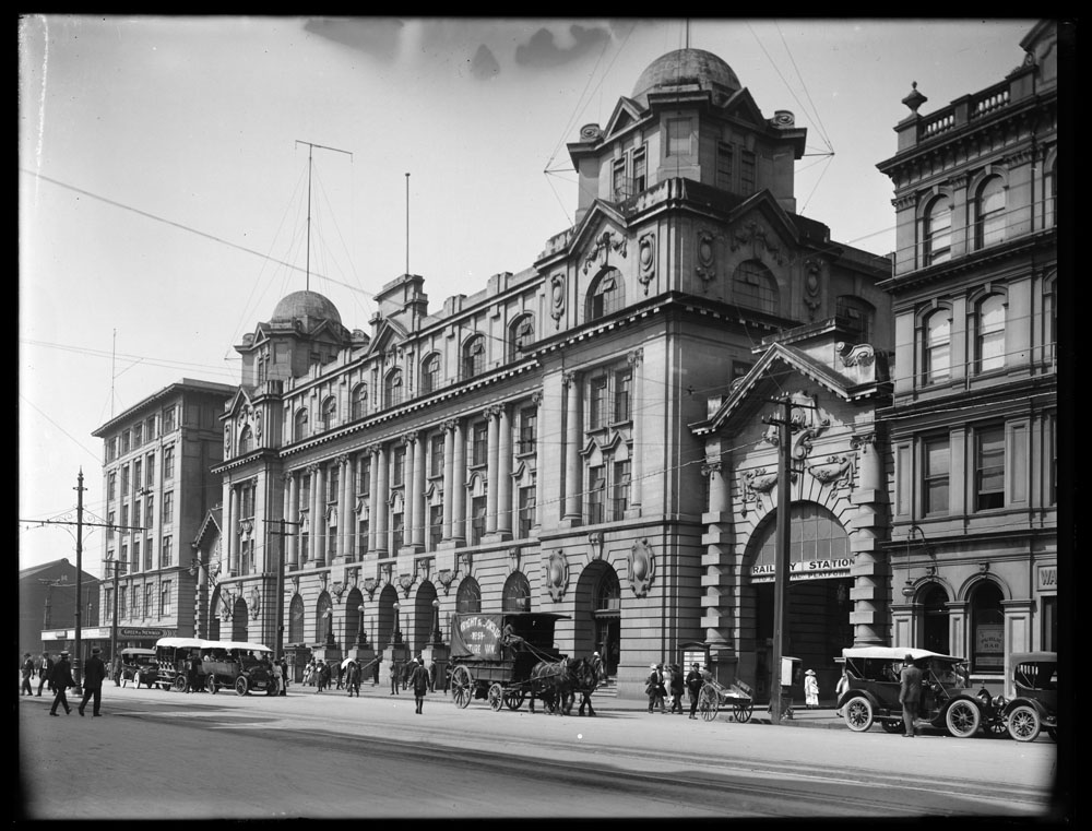 Central Post Office 1921