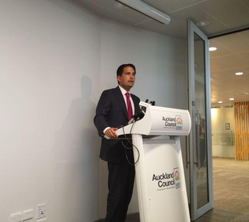 ATAP - Foundation Report Launch Simon Bridges