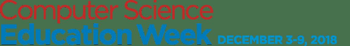 CSEdWeek2018