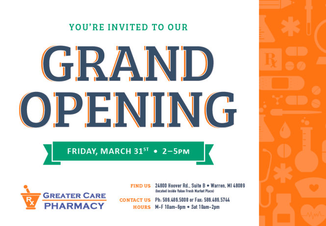 Greater Care Pharmacy Grand Opening
