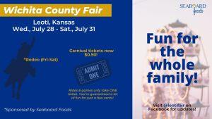 Wichita County Fair @ Wichita County Fairgrounds