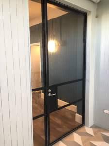 Light brigade Hotel Steel Doors
