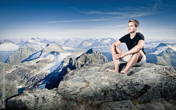 mountains of awe