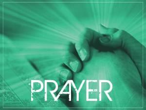 July Staff Leaders Prayer