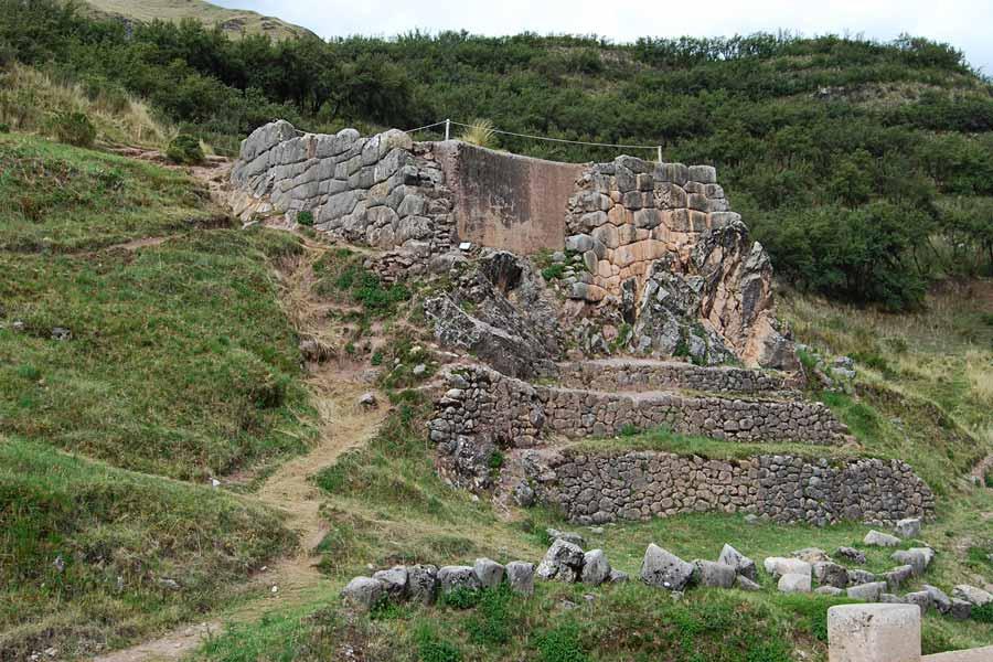 Tambomachay Cusco, Peru