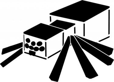 minecraft-spider-stencil-1024x736