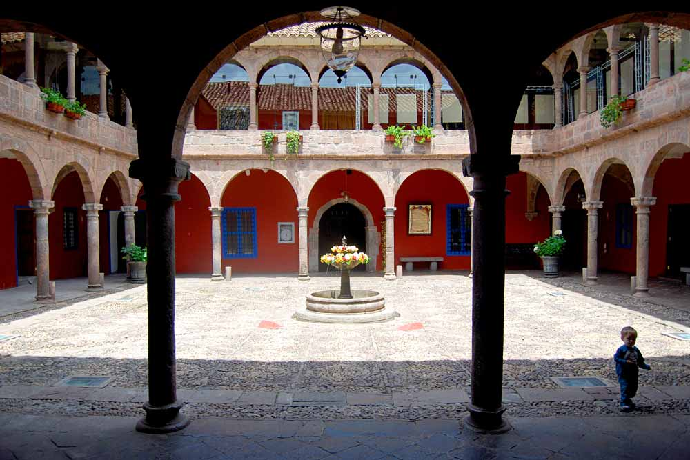 Cusco Peru Hotel Costa Del Sol Ramada Cusco