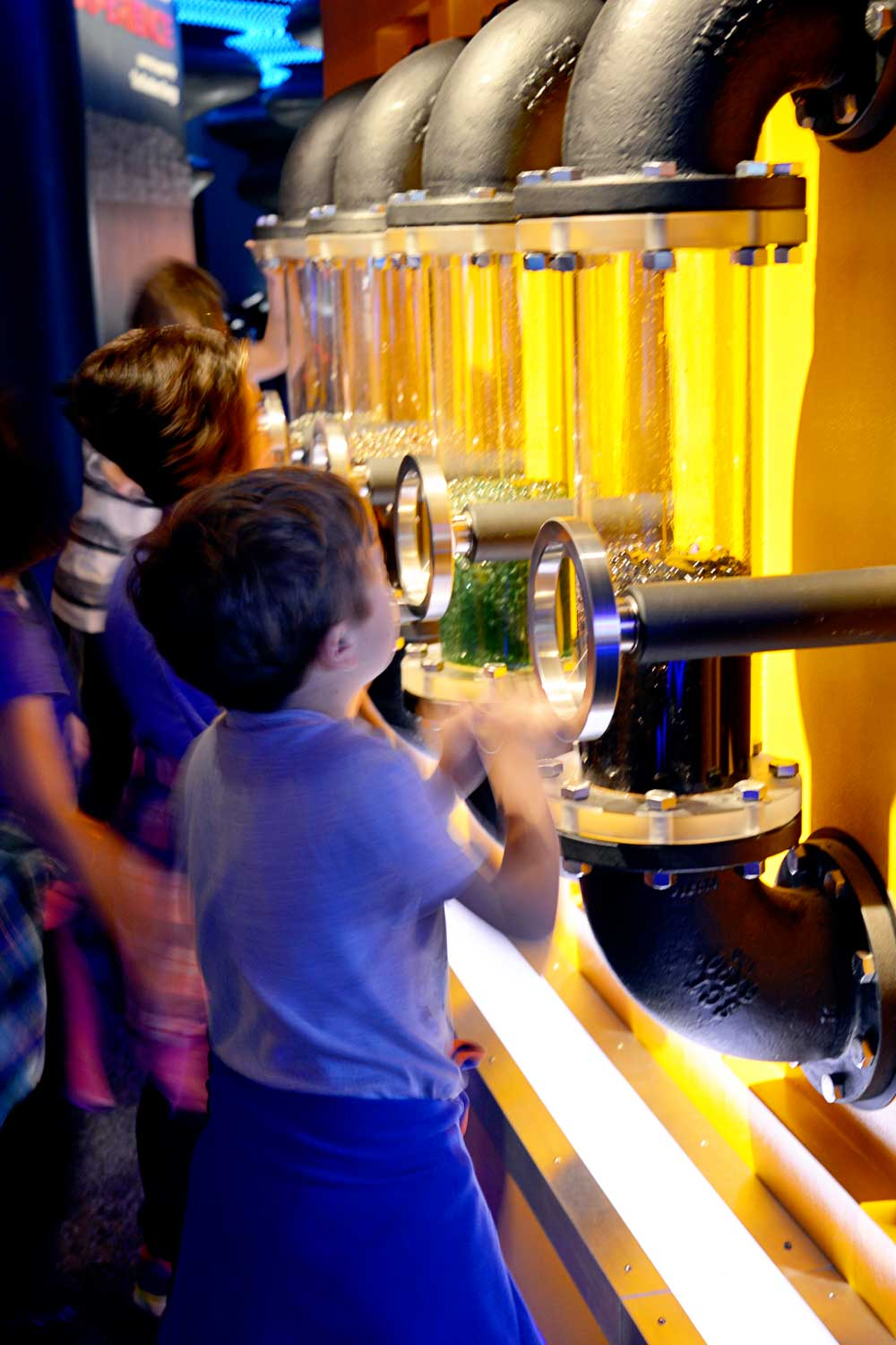Weiss Energy Hall Free Museum Day