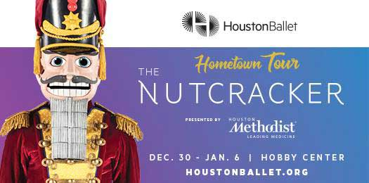 Houston Ballet's: The Nutcracker