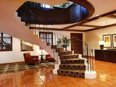 Omni La Mansion del Rio Lobby