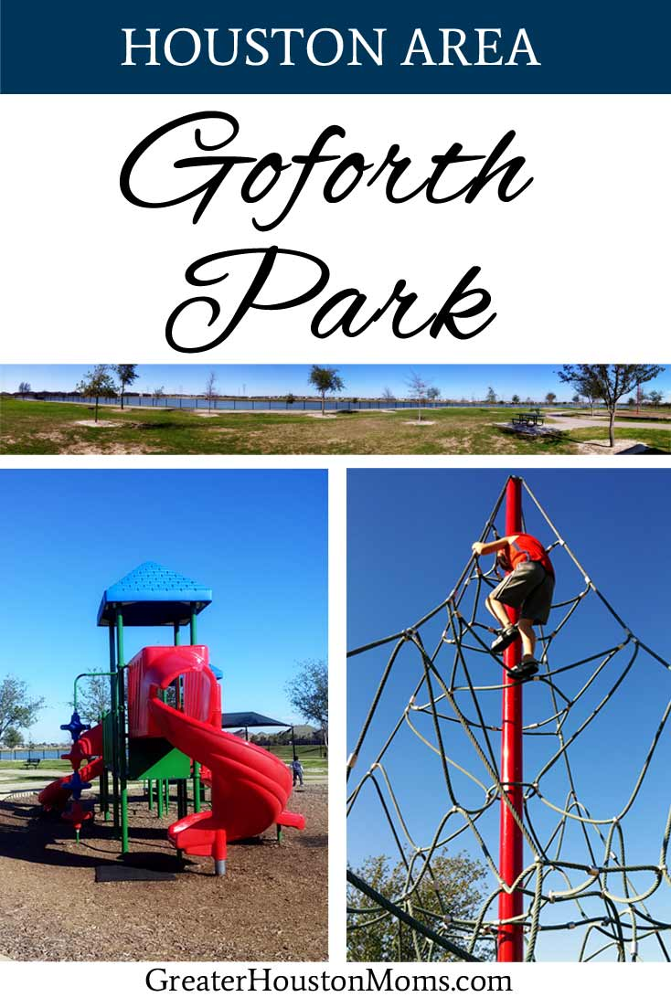 Goforth Park in Houston, TX