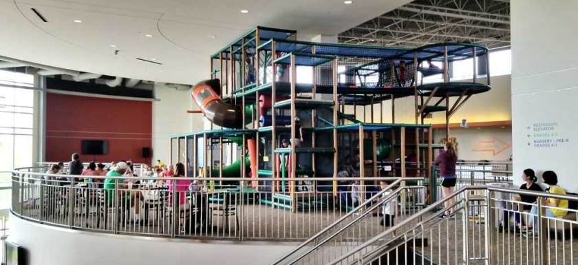 Woodlands Church Indoor Playground
