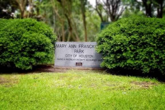 Mary Ann Francklow Park