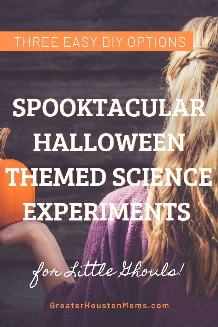 Halloween-Themed Science Experiments