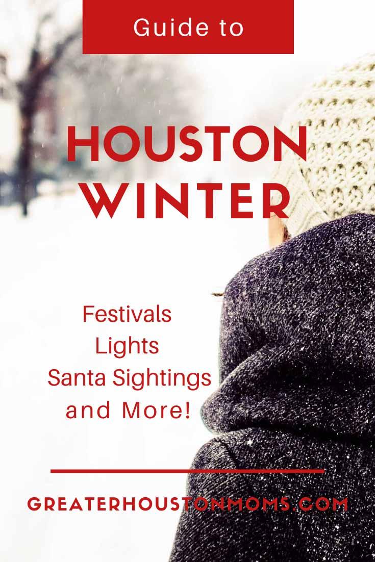 Houston Holiday & Christmas Events