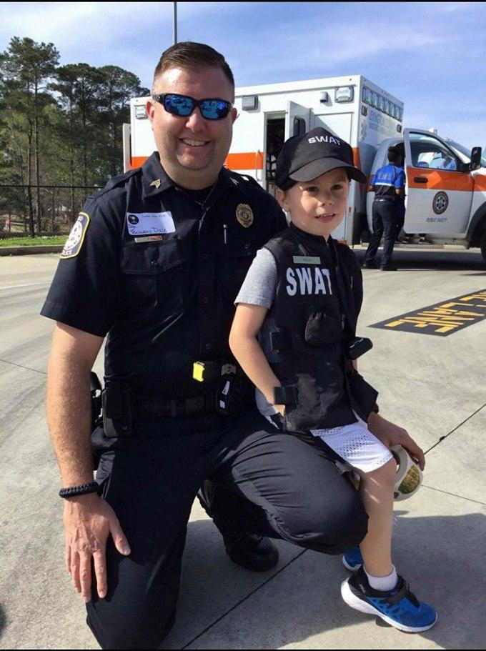 Inspiring Future Cops