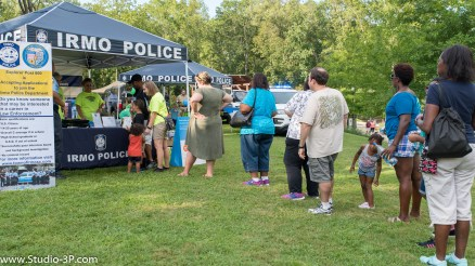 Irmo Police Booth