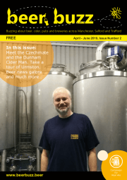 Beer Buzz Cover Apr 2019