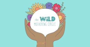 The Wild Mothering Circle Logo