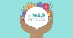 The Wild Mothering Circle Logo