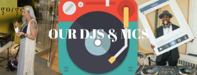 Disc Jockey DJs