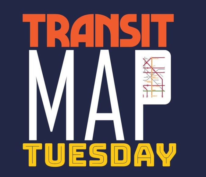 Transit Map Tuesday