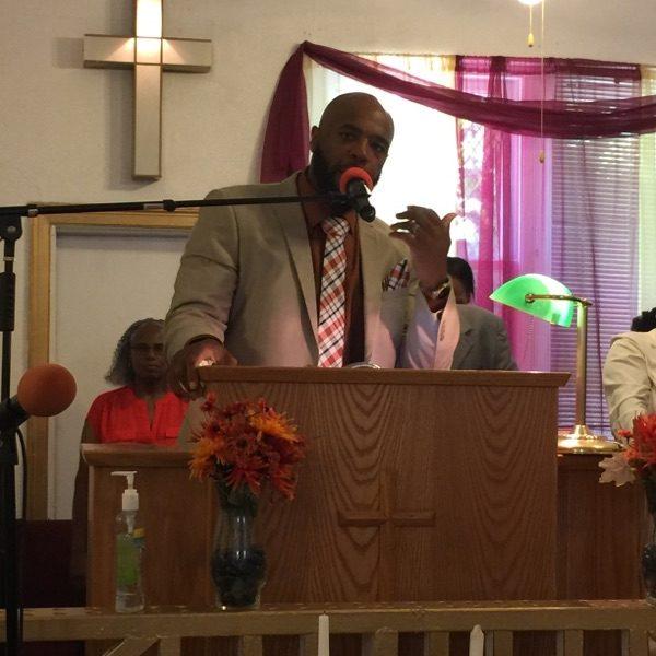 Pastor Clinton S. Adams