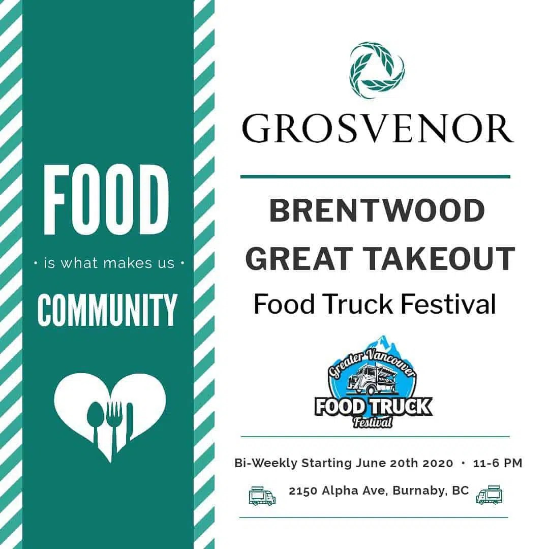 Grosvenor Great Takeout Food Truck Festival