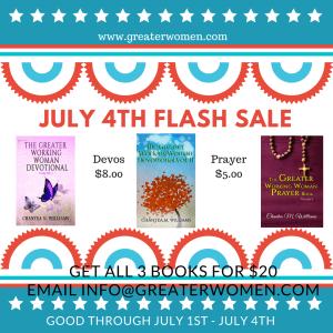 july 4th flash sale