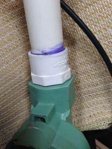 Sprinkler Valve PVC