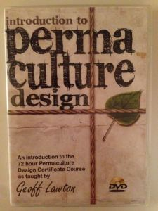 Introduction to Permaculture Design DVD Front