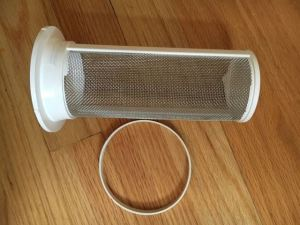 DIY Rainwater Collection System Extra Filter
