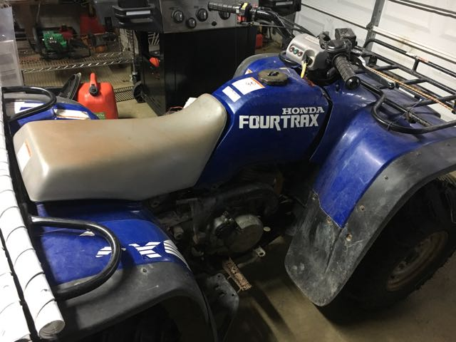 Honda Fourtrax 300 Repair TRX300