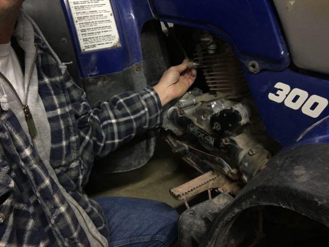 Honda Fourtrax 300 Repair TRX300
