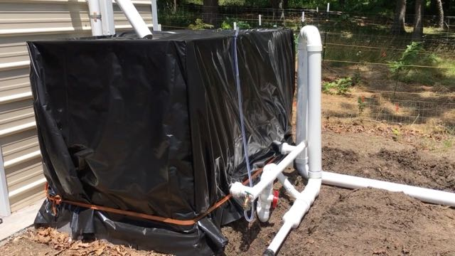 Permaculture and Homesteading Q and A Series No2 - More Rainwater Catchment lessons learned1