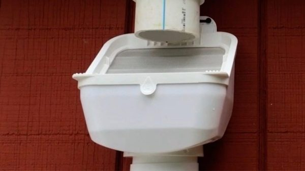 Large Rainwater Harvesting System Upgrade part 4 Leaf Eater