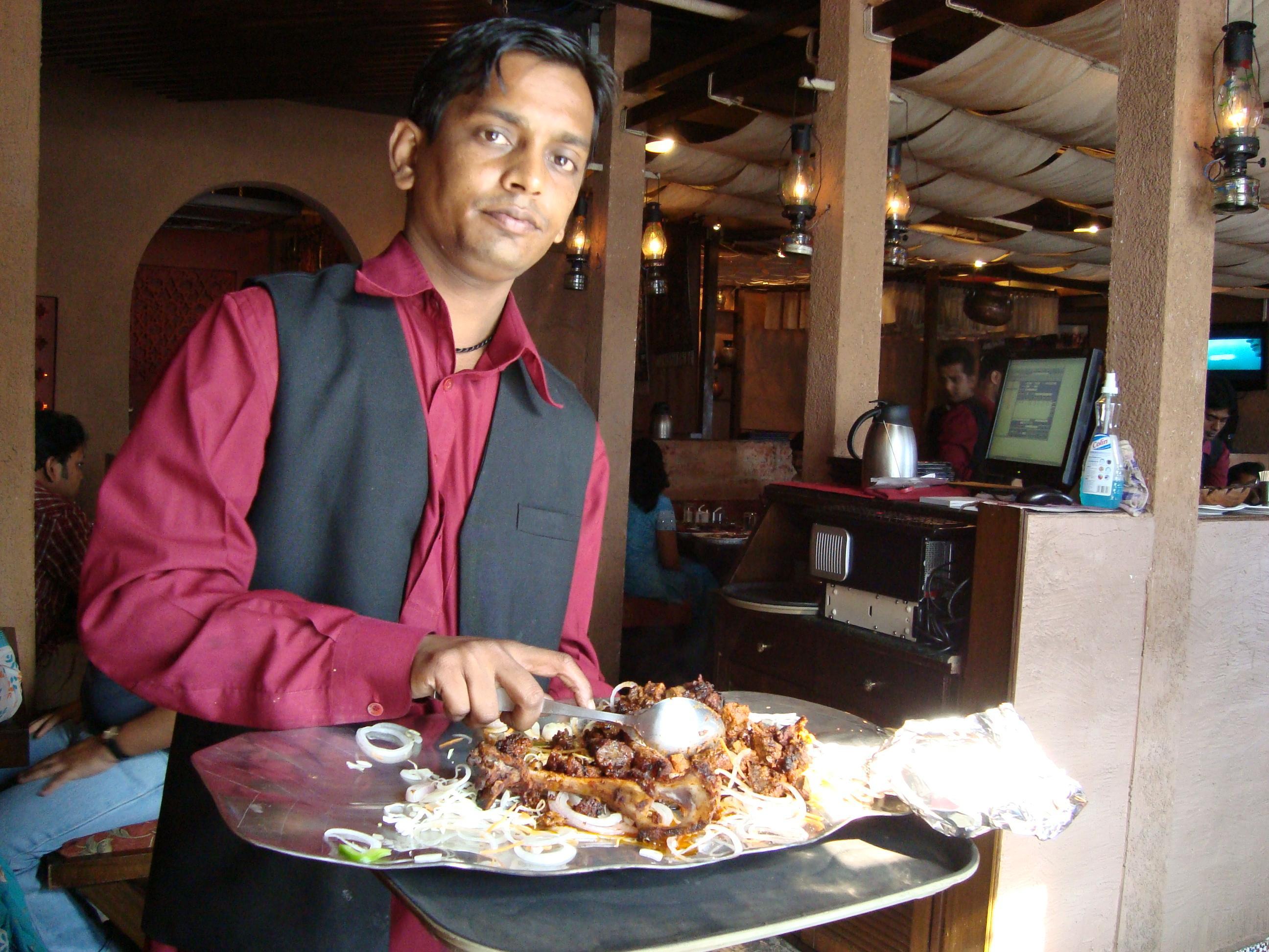 Kaafila new afghani restaurant at Salt Lake