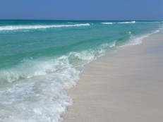 Miramar Beach, FL - blue waters