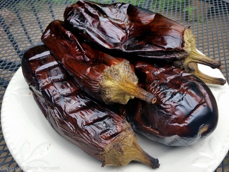20180724-Grilled_Eggplant