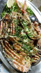 Sorrento fish dinner