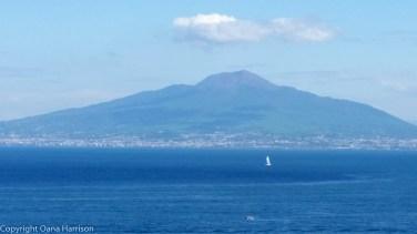 Sorrento blue water