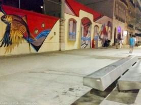Graffiti art in Lisbon