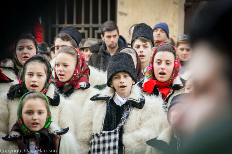 Singers Maramures Romania