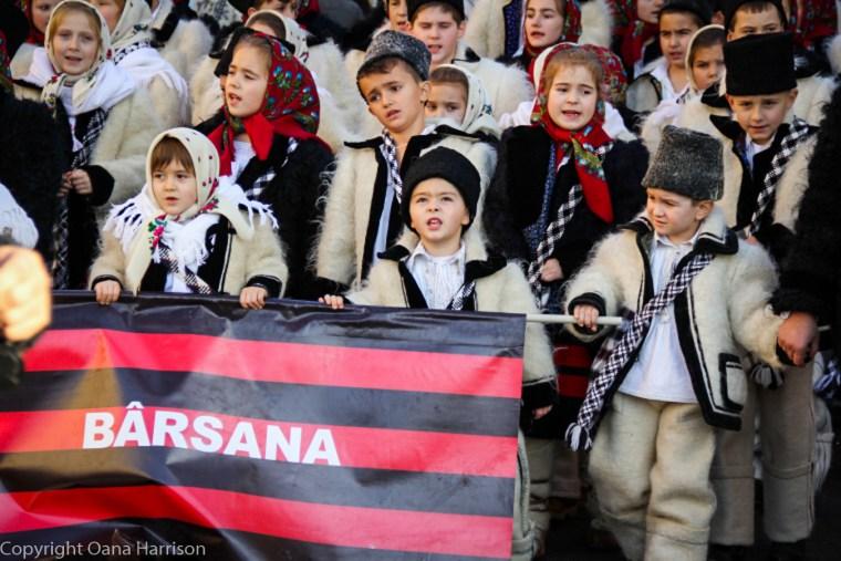 Romanian Traditions Christmas Maramures Caroling Folk Costumes