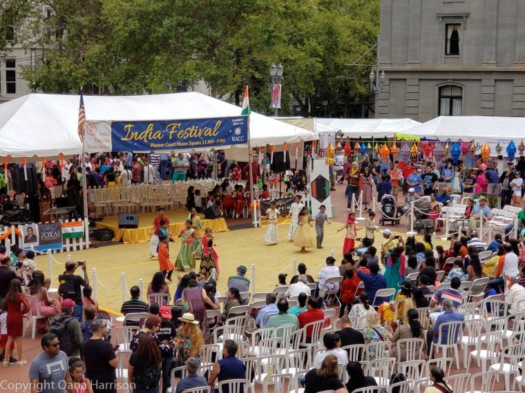 Oregon-Portland-India-Festival