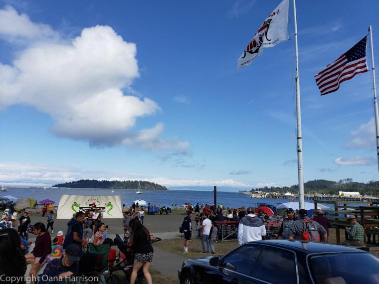 Makah-Days-canoe-races