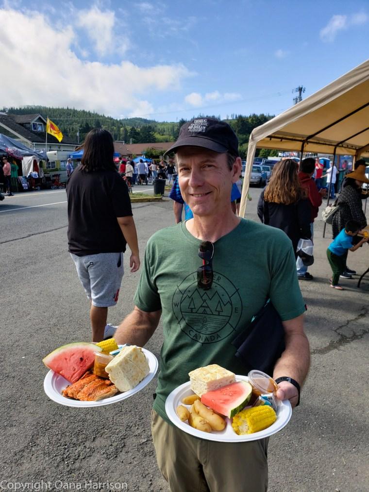 Makah-Days-food