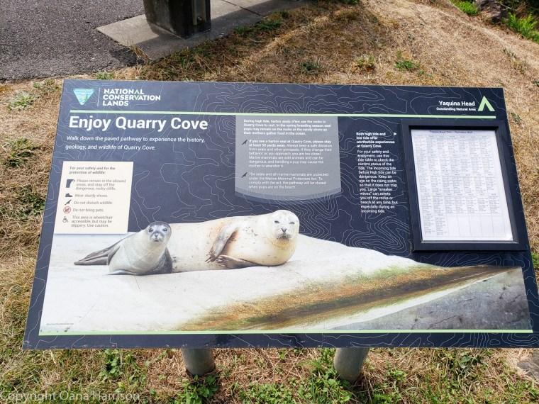 Yaquina-Head-OR-quarry-cove-sign