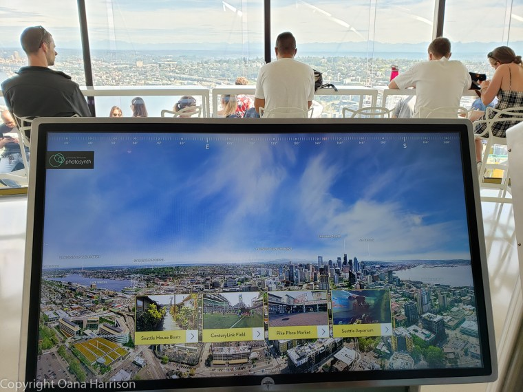 Space-Needle-Seattle-WA-electronic-display