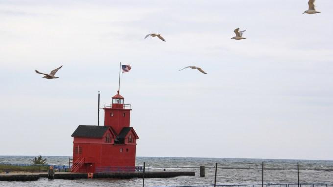 Big-Red-Lighthouse-Holland-Michigan